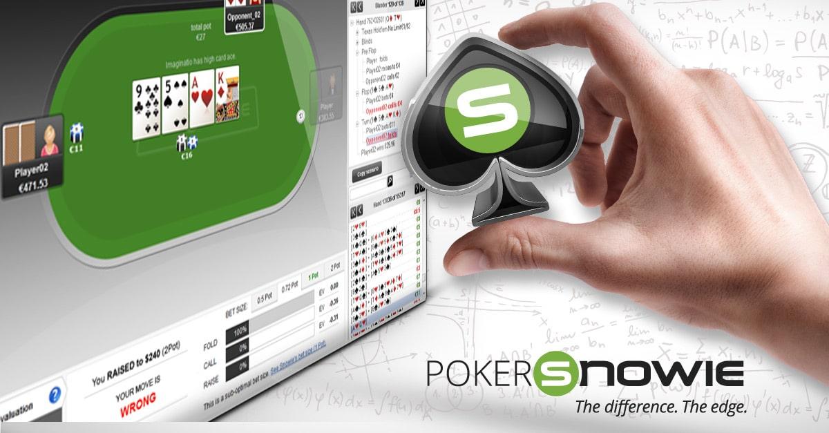 pokersnowie для 888Poker
