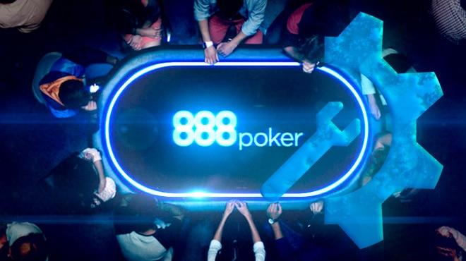 Настройки клиента 888poker