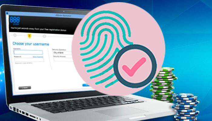 Как подтвердить свой аккаунт и почтовый ящик на 888 Poker