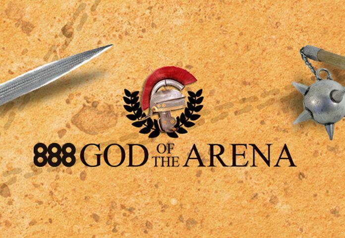Боги арены 888 Покер