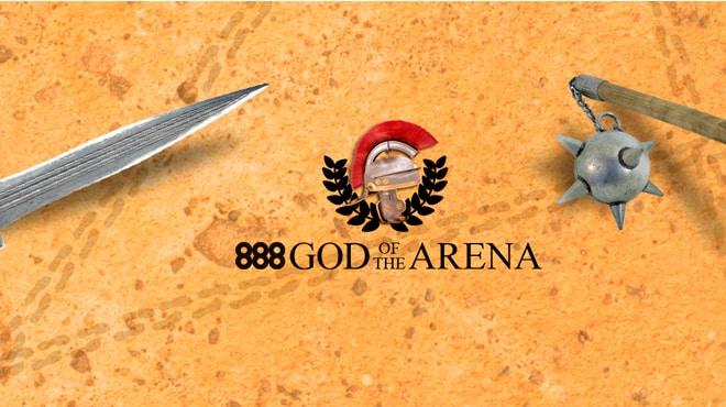 Акция 888poker god of the arena