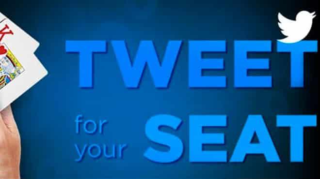 Акция за tweet 888poker