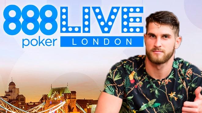 Цимболас выиграл турнир 888poker live london