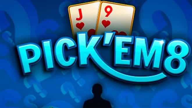 Новая игра Pick'em Poker 888poker
