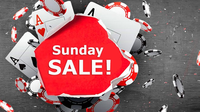 Sunday Sale от 888poker