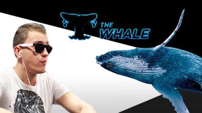 Роман Романовский на турнире The Whale 888poker