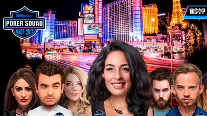 WSOP 2019 акции от 888poker