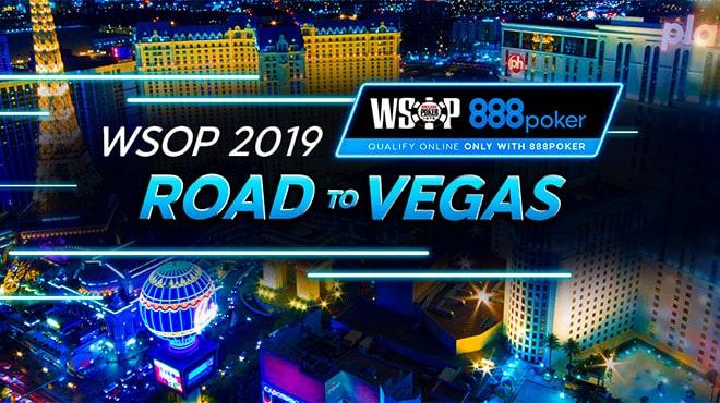 акция к WSOP от 888poker