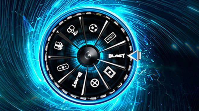 Lucky BLAST Spin — новая акция 888 Покер