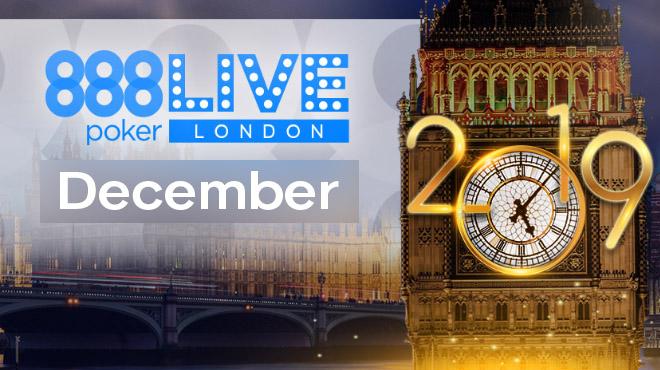 888poker LIVE London завершается
