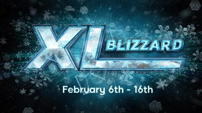 XL Blizzard приближается