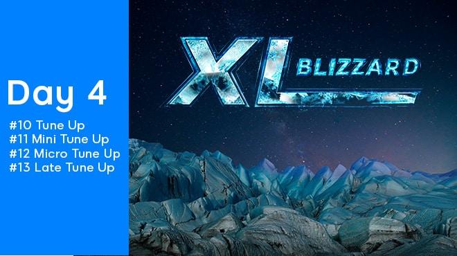Итоги 4 дня XL Blizzard