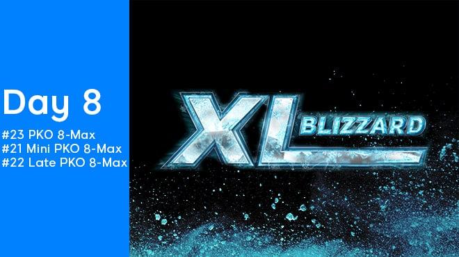 Восьмой день XL Blizzard 2020