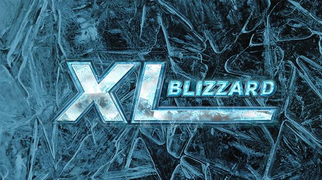 Началась серия XL Blizzard