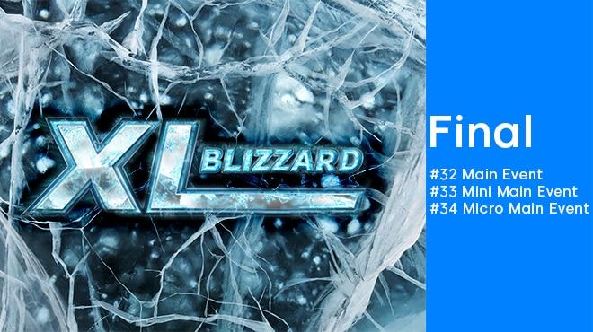 финал серии XL Blizzard 2020