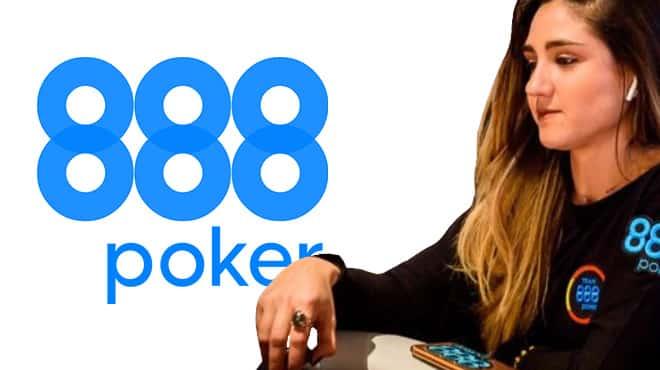 Девушки в команде 888poker