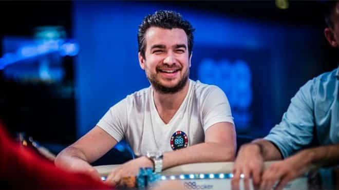 Амбассадор 888покер Крис Мурман
