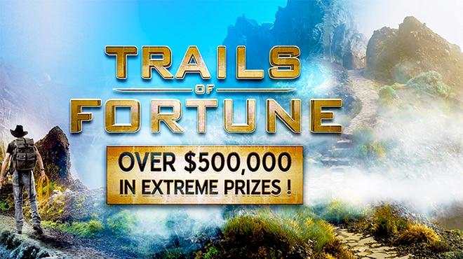 "Акция ""Trails of Fortune"""