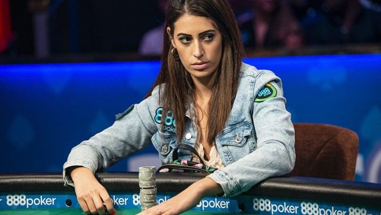 Вивиан Салиба, амбассадор 888покер