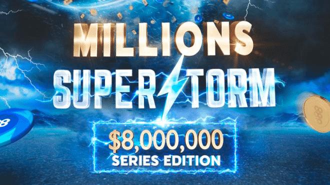 Серия Millions Superstorm
