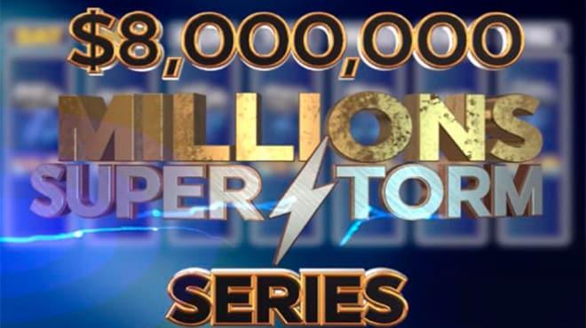 888Millions Superstorm Series