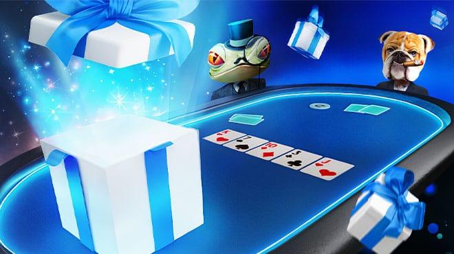 Новая акция к Хэллоуину от 888покер.
