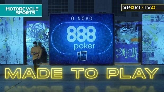 Новое партнерство покерного рума 888poker.