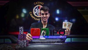 Итальянская серия покера онлайн.